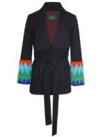 Ojiji Wrap Coat